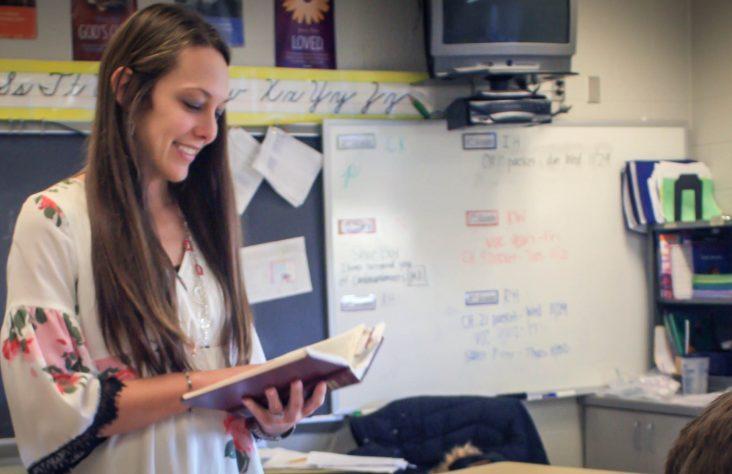 Catholic school teachers shine the 'Light of Learning'