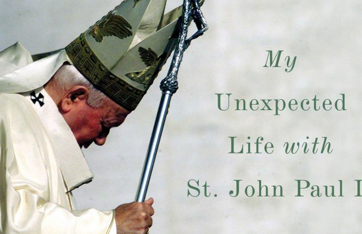 Author shares stories from meals with St. John Paul II