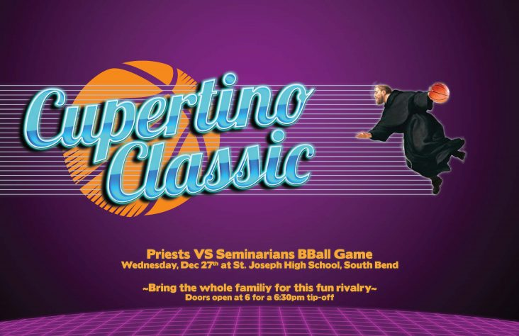 Priest vs. seminarian roundball classic comes to South Bend