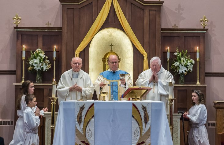 Immaculate Conception Parish marks 150-year anniversary