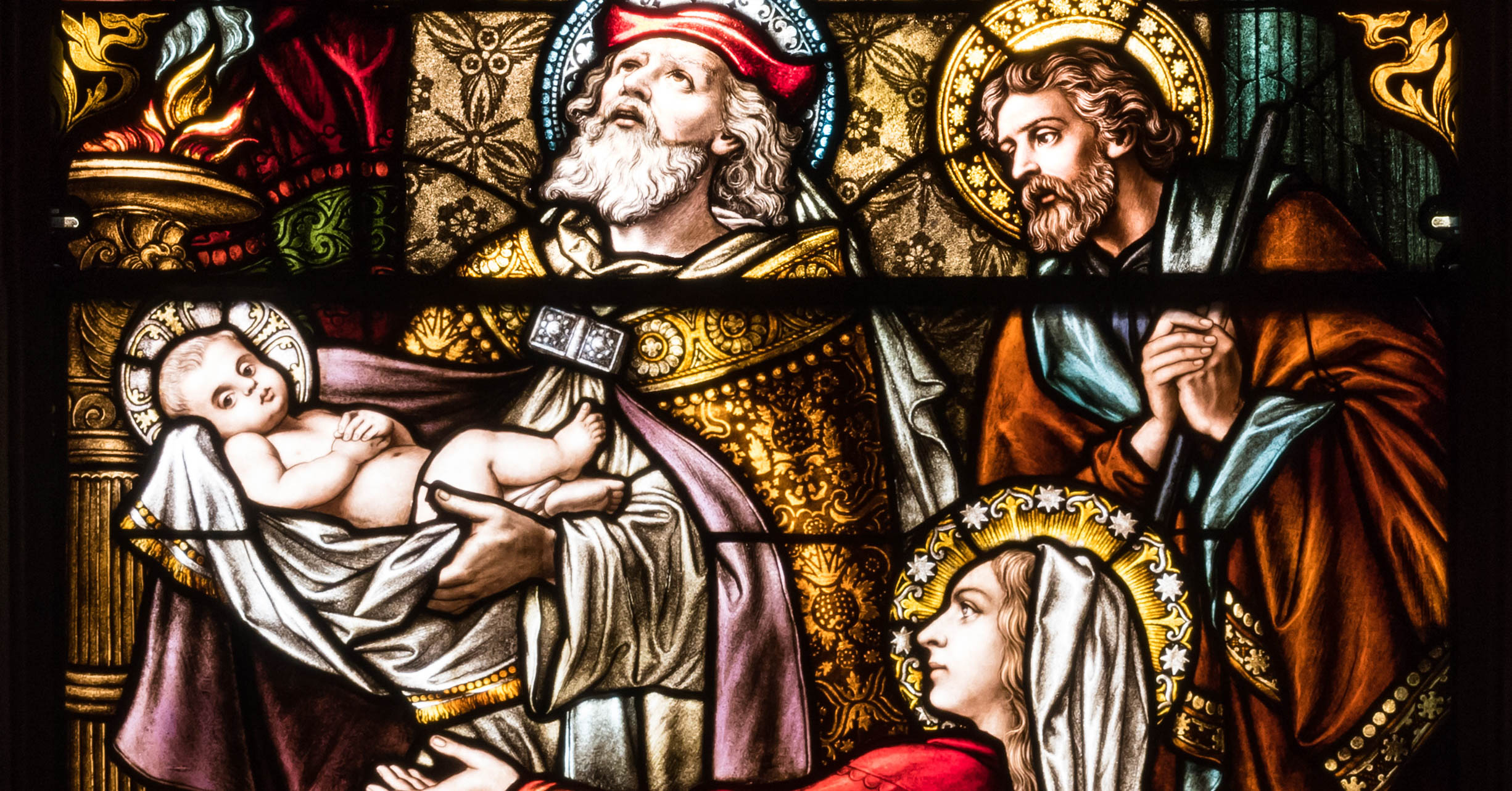 The shining example of the Holy Family of Nazareth - Today's
