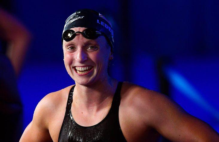 Catholic swimmer named AP Female Athlete of the Year