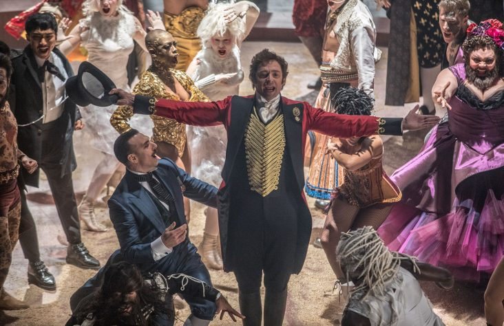 Movie Review: 'The Greatest Showman'