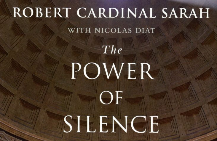 Cardinal offers profound thoughts on importance of silence