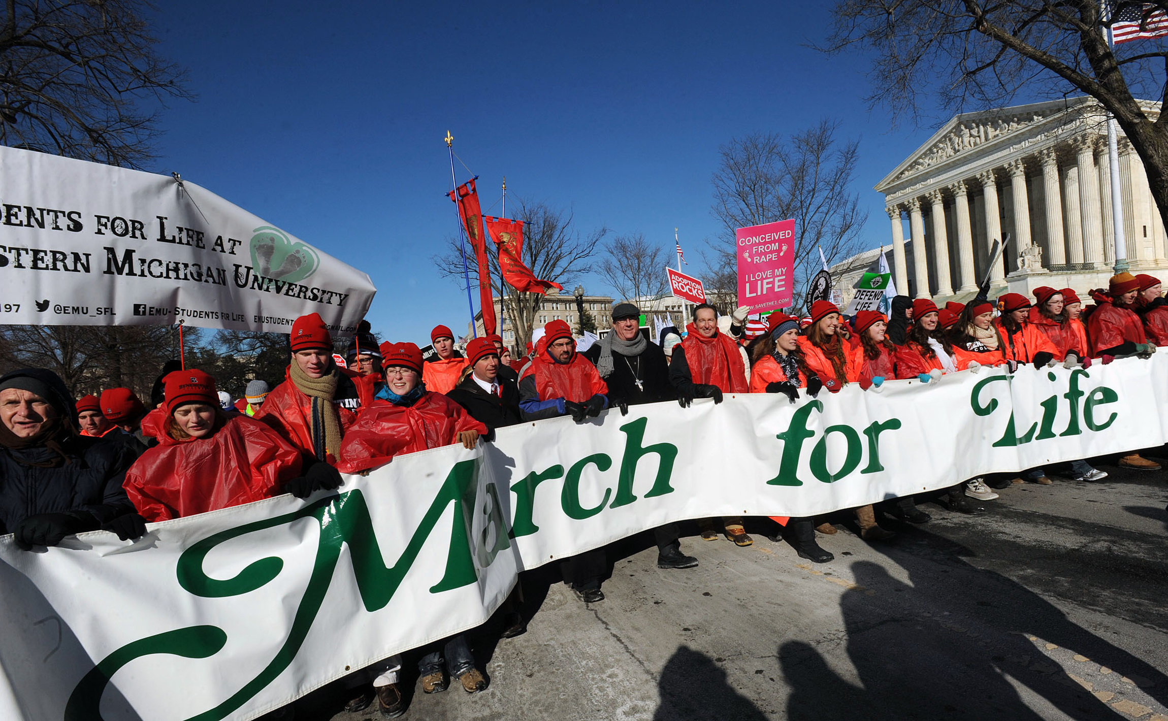 National March for Life Coverage HERE! - Today's Catholic