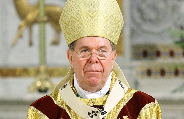 Retired Archbishop Buechlein of Indianapolis dies at age 79
