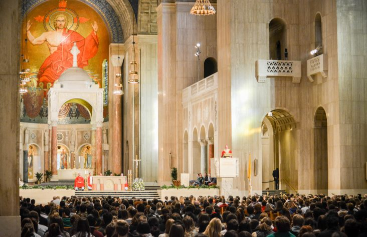 Bishop's Homily at Diocesan Mass at March for Life