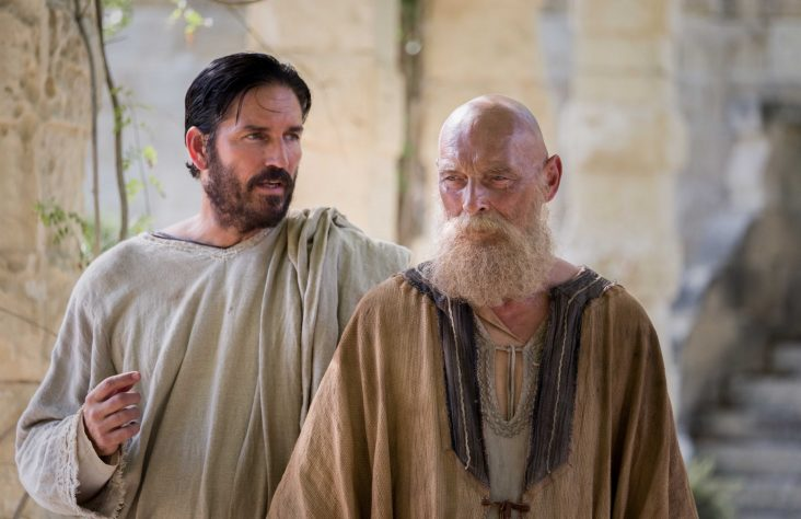'Paul' film producer: 'Real important to tell the story of God's mercy'