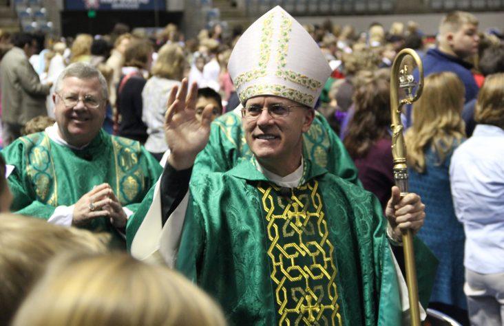 Weekly Schedule for Bishop Kevin C. Rhoades