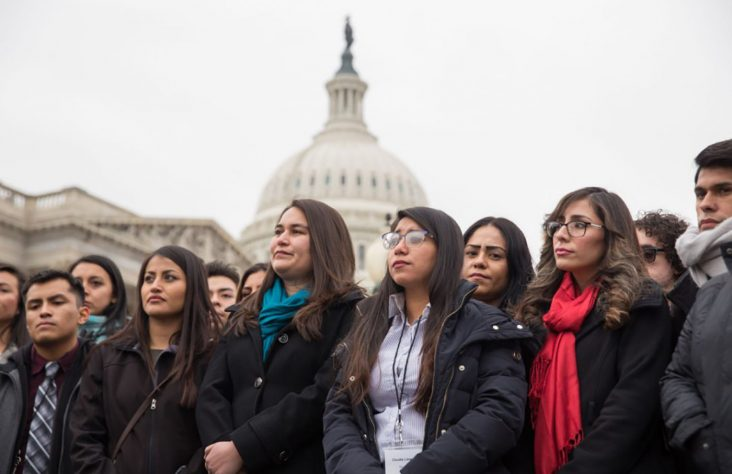 Dreamer wants Congress to save DACA so she can minister at her parish