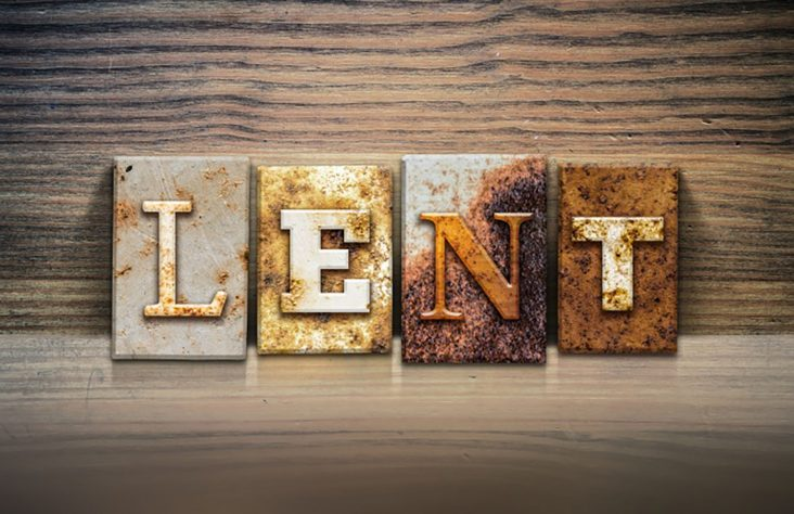 Lent: Giving up, doing extra, or both, aren't one size fits all