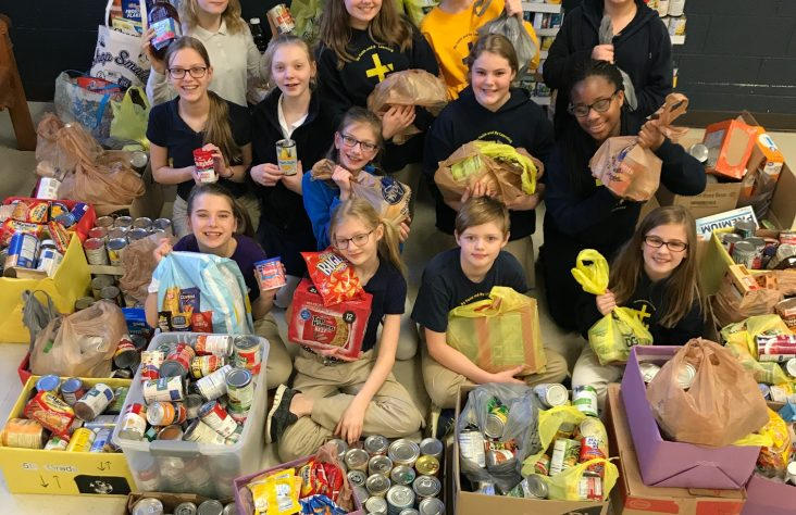 Food drive supports local pantry
