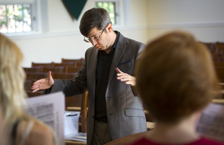 Gregorian chant gives Catholics elevated liturgical experience
