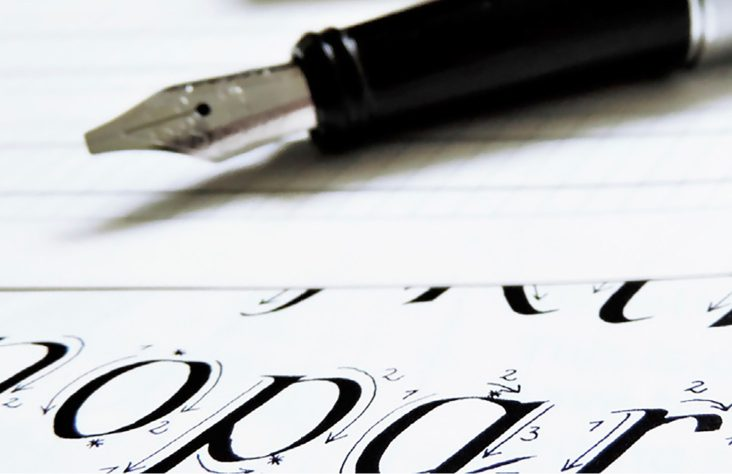 The art of slow living: When calligraphy becomes prayer