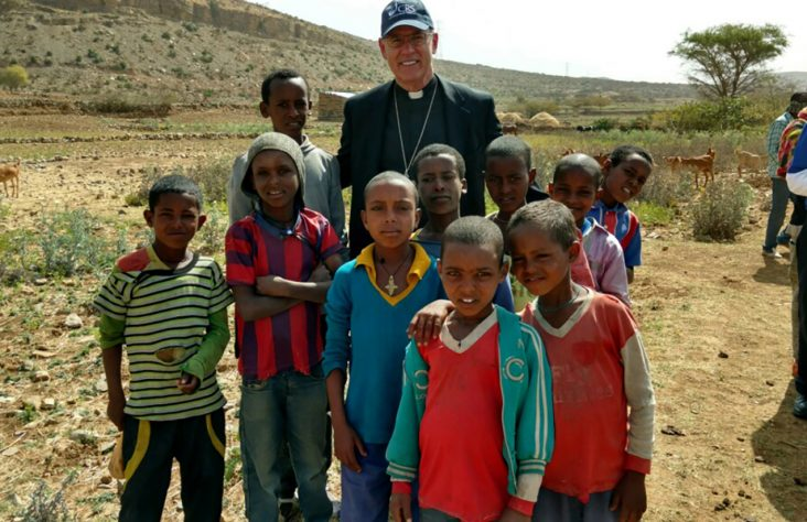 Bishop's trip to Ethiopia