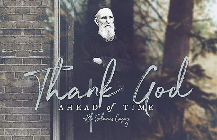 Memorial of Blessed Solanus Casey to be observed in diocese
