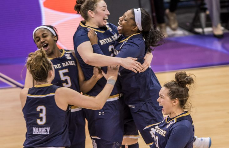 Irish win second NCAA women's basketball title 17 years to the day