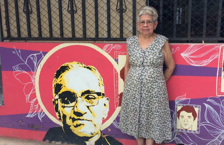 Salvadoran: Blessed Romero, family friend, used visits to escape horrors