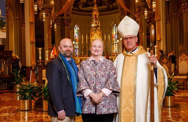 Mary Ann Glendon receives Evangelium Vitae Award