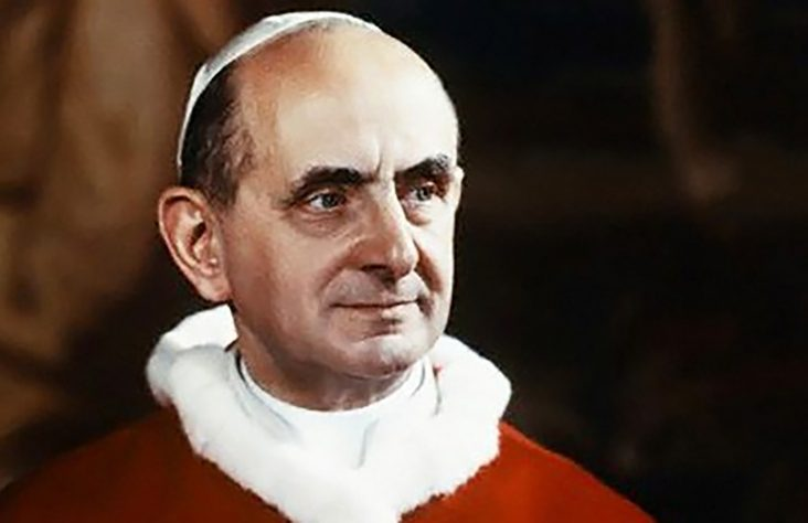 A conversation about 'Humanae Vitae' may finally be possible