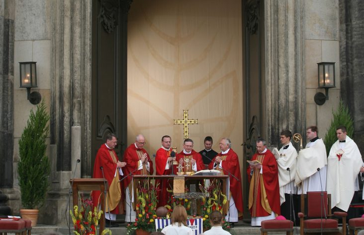 Imprisoned clergy of Dachau remembered for fearless faith