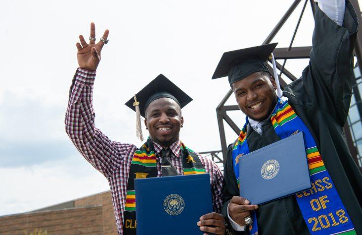 University of Saint Francis grads sent out to 'bear fruit'