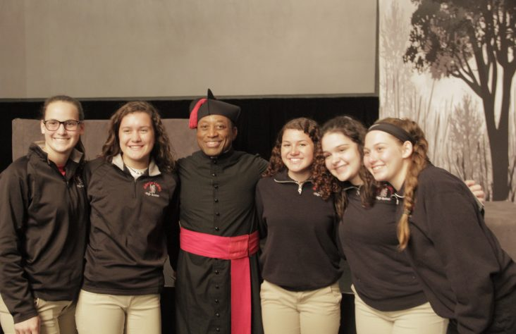 'Tolton: From Slave to Priest' performed in diocese