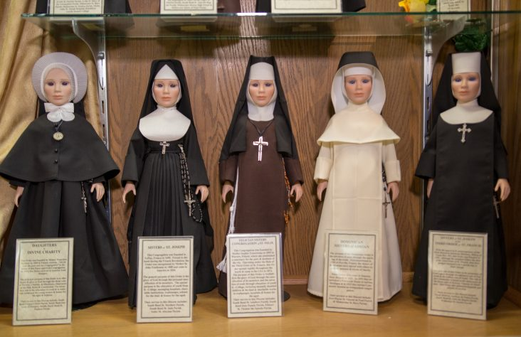 Cathedral Museum display highlights women religious