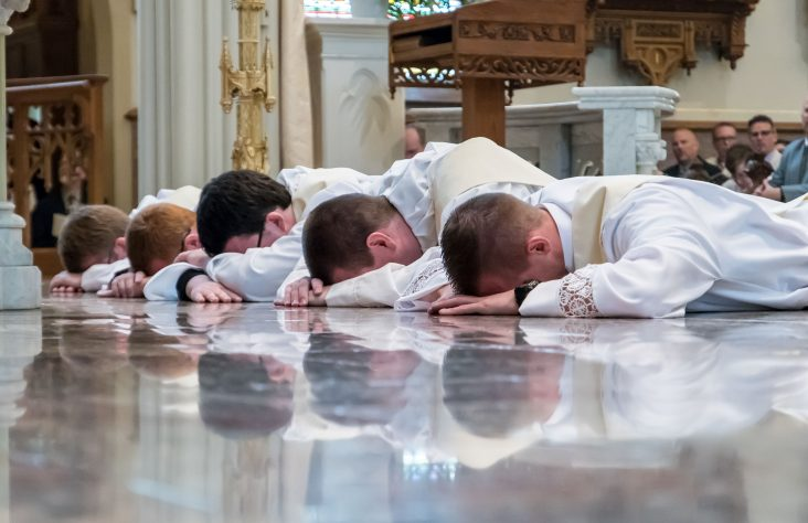 Sacraments, not social events