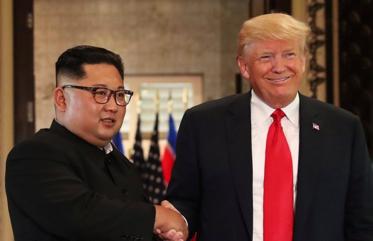 Papal diplomat says U.S.-North Korea summit brings hope for peace