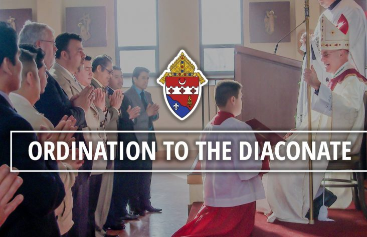 Eleven to be ordained to the diaconate