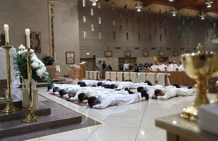 Deacon appointments
