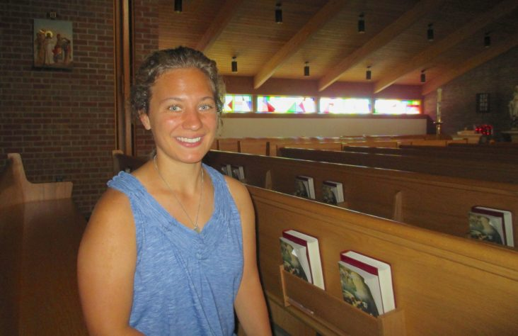 Annual Bishop's Appeal, young adult ministry foster spiritual and personal growth