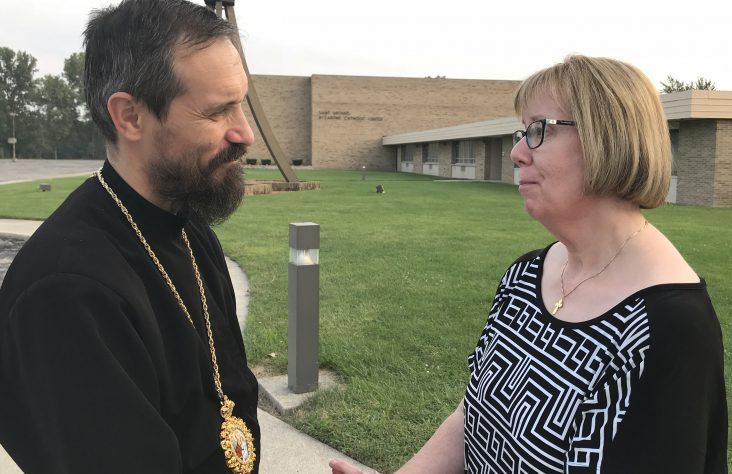 Byzantine bishop calls attack on Indiana priest 'reprehensible'