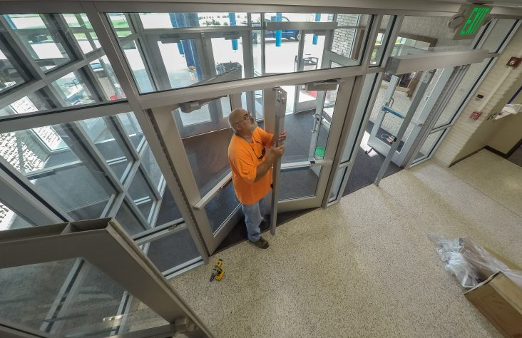 Safety priorities prompt action at diocesan schools