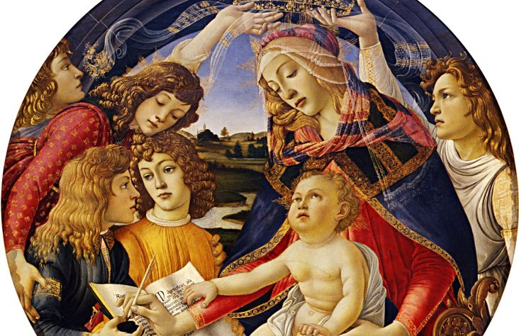 Marian feast days approach