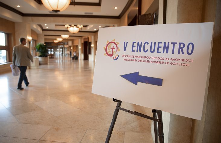 Continue to be an evangelizing Church, nuncio tells V Encuentro delegates
