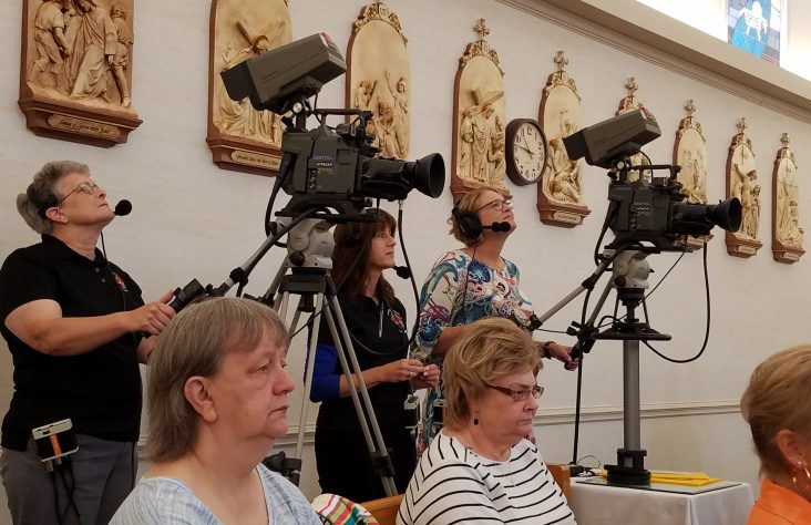 Diocese announces changes to TV Mass