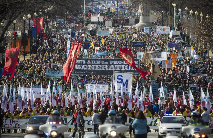 EWTN Live coverage of March for Life events