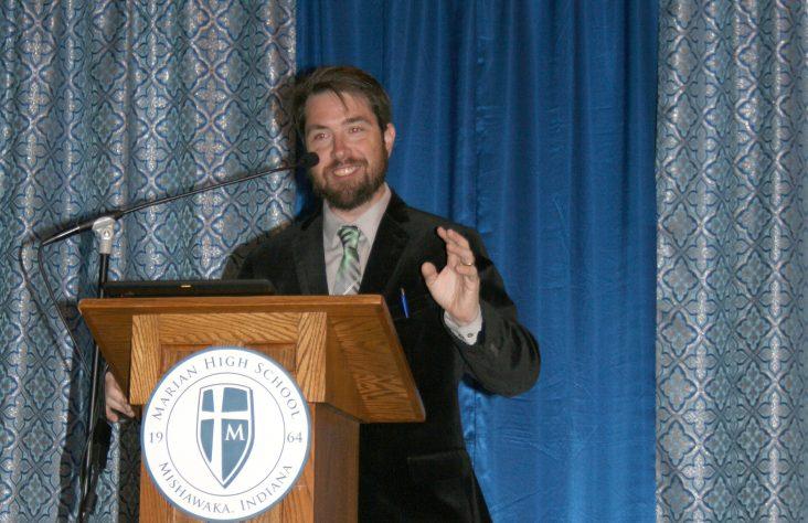 Catechizing educators: Catholic School Mission Day