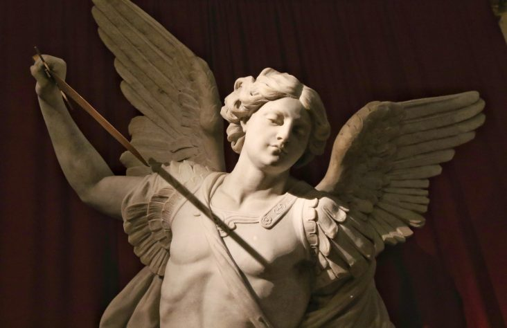 Prayer to St. Michael sees resurgence  in response to abuse crisis