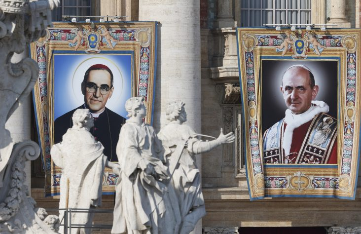 Hometown saints: Pilgrims at canonization support local 'heroes'