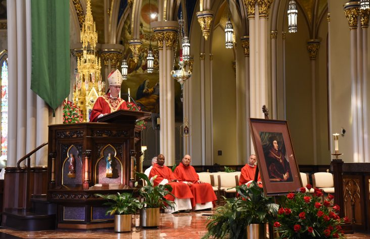 Red Mass takes place at Basilica of the Sacred Heart