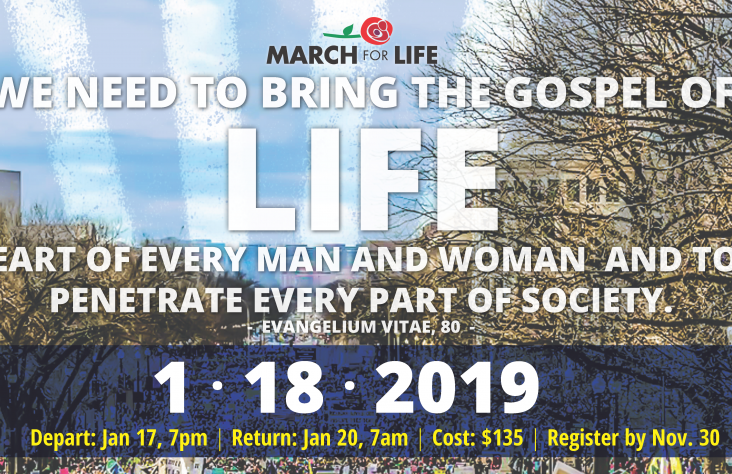 March for Life in January will emphasize 'pro-life is pro-science'