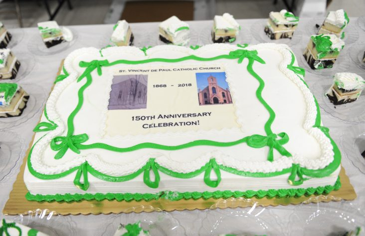 St. Vincent de Paul celebrates 150 years as an 'immigrant church'