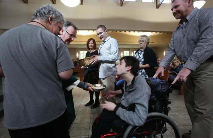 Landscape changed since bishops' statement for those with disabilities