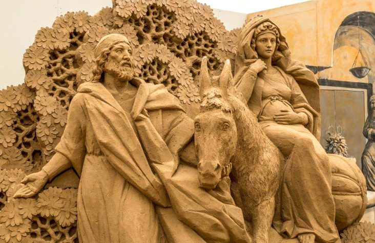 'Sand Nativity' scene to display in St. Peter's Square