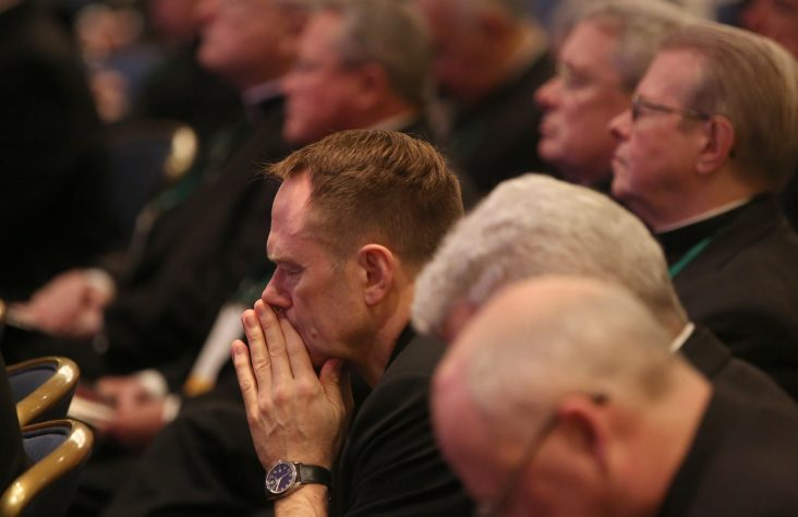Vote on proposed abuse protocols put on hold as bishops begin meeting