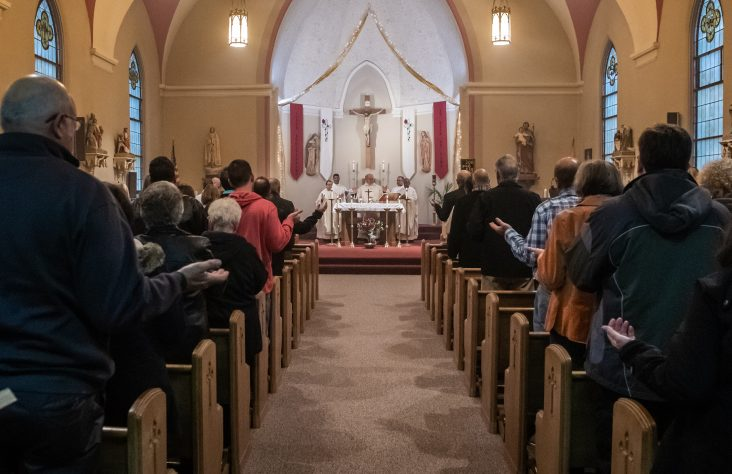 St. Rose of Lima Parish  celebrates 150 years