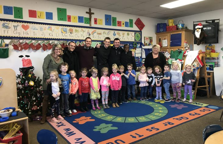 Around the Diocese: January 6, 2019
